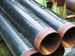 Korrosionsschutz bei Stahlrohren