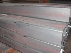 Stahlbauhohlprofile beim Stahlrohrhandel Mettner